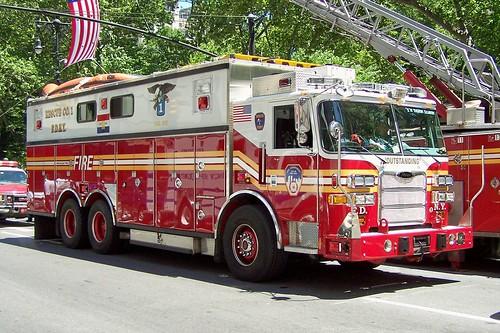 fdny rescue 1. FDNY - Rescue Company 1