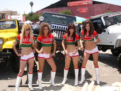 Chicas tecate y tecate light [Megapost]
