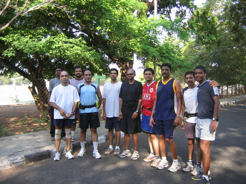 Chennai runners Jun 10 2007 003