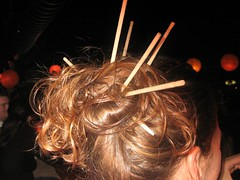 more hair sticks