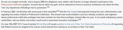 Scarano Wiki One