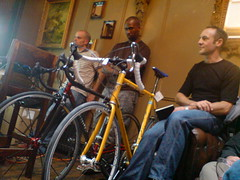 The £5000 bike and Matt Seaton