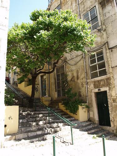 Lisboa - Travessa do Ferragial
