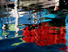 Harbor Reflection - Parquera, Puerto Rico - by Bill Gracey