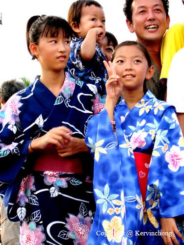Blue-Yukata-Kids