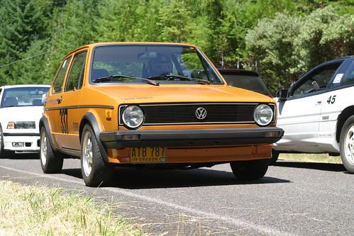 1977 Volkswagen Rabbit Hillclimb