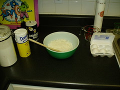 rice cake ingredients