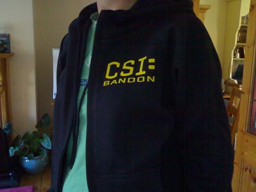 CSI Bandon Hoodie