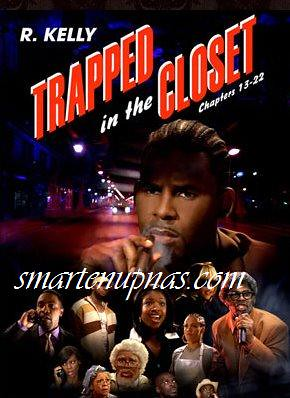 r kelly trapped in the closet