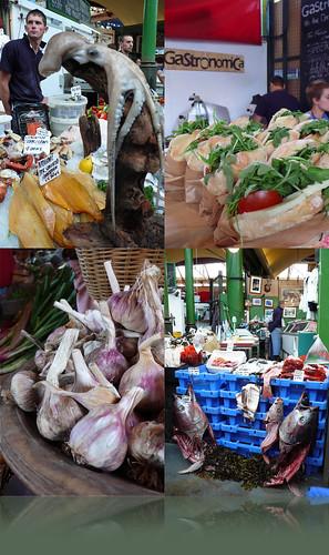 London's Borough Market