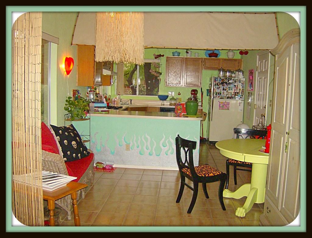 Our Ca~razy Kitchen