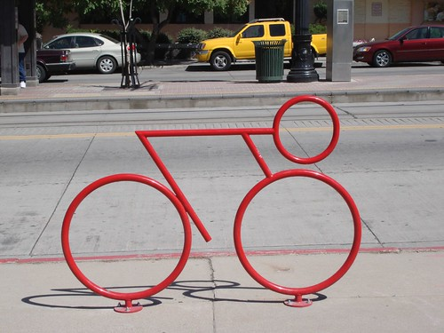 Nifty Bike Rack