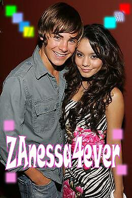 vanessa hudgens and zac efron 8