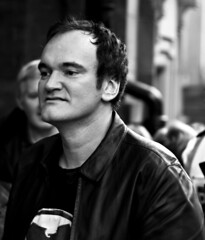 Where in the World is Quentin Tarantino? (Potatojunkie) Tags: bw cinema quentin tarantino gft deathproof