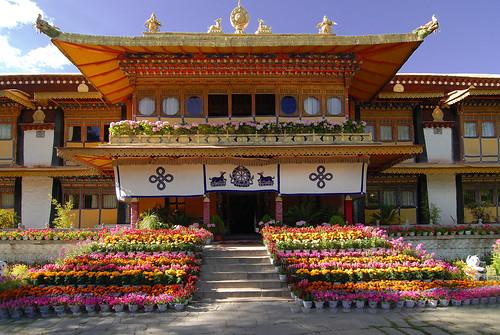 wufgaeng against censorship님이 촬영한 Norbulingka Summer Palace.
