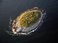 Mark Island, Casco Bay, Maine (metimbers2000) Tags: maine aerial cascobay markisland d80 seeninexplore flickrdiamond flyingwithtom