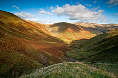 Devil's Beef Tub (Kenny Muir) Tags: landscape scotland beef devils tub marquis moffat hillscape beefstand annandales