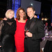 Stephanie Kelly and PNCA board members Kathleen Lewis and Jason Saunders