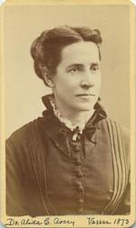 Dr. Alida Avery in 1873
