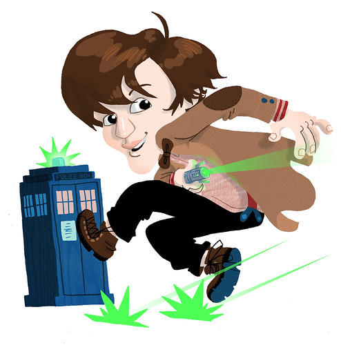 Doctor Who Fan Art