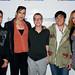 Julian Carter, Tiffany Woods, Logan Walker, Chris Vargas, and Mariana Marroquín