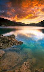 Sibillini National Park Fiastra Lake (lucagiustozzi.com) Tags: park parco lago national di monti nazionale sibillini fiastra