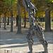 Untitled de Thomas Houseago aux Tuileries