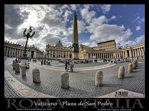 Foto de 7 días en Roma. Dia 2. Museos Vaticanos - San Pedro - Trastevere - Plaza Boca de la Verdad - Isla Ti