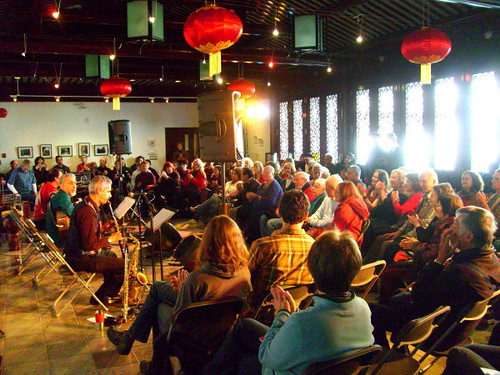 Tzimmes Jewish Music at Dr. Sun Yat-Sen Chinese Garden - Heart of The City Festival 2010