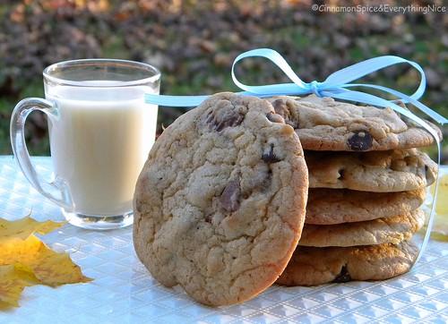 Leftover Halloween Candy Bar Cookies
