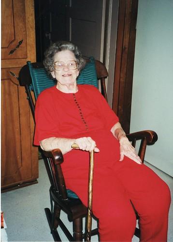 Grandma's last Christmas