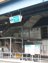 Picture of West India Quay Station