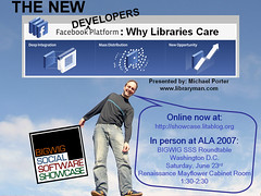 BIGWIG ALA07 facebook Developers Platform Presentation Intro Slide