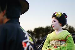 (Tamayura) Tags: japan nikon kyoto maiko geiko   kimono d200 kansai higashiyama