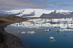 Jökulsarlón Iceberg Lagoon