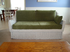 loveseat before