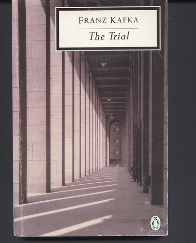Kafka The Trial 1953 Penguin cover | Flickr - Photo Sharing!