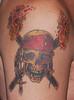 Right Arm Captain Jack Sparrow,