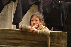 Locals, Sapa Valley (DFactor78) Tags: children vietnam sapa