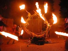 DSCN2464 (brianfey) Tags: seattle fire ballard streetperformance fireperformance cabiri