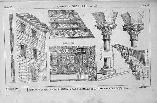 Antigua casa Bonaparte