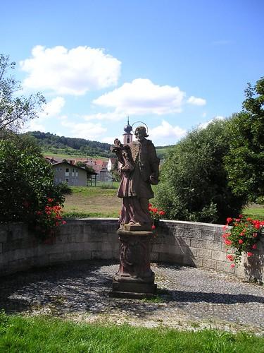 Brückenheiliger in Dittigheim