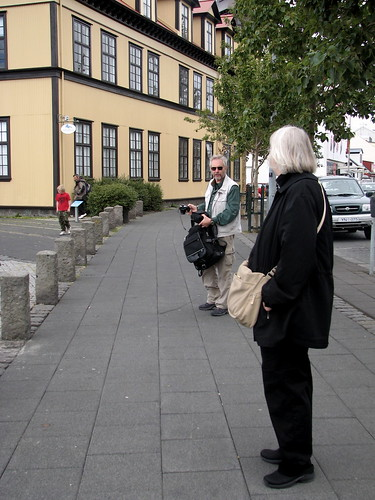 M&D in Reykjavík