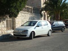 Fiat Rental Car