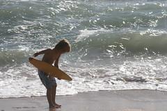 Sunset Beach 2007 009 (uscgirlnot) Tags: beach waves sunsetbeach skimboarding