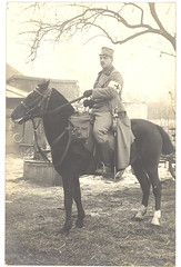 WWI Mounted Austro-Hungarian Medic (sunnybrook100) Tags: horse soldier austria sterreich uniform wwi worldwari doctor sword worldwarone ww1 medic 1wk pferd soldat redcross austrian worldwar1 doktor austrohungarian thegreatwar arzt klinge offizier weltkrieg1 medizinisch medicalofficer austrianuniform