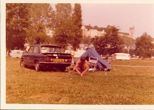Dad Chinon 1973