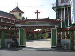 Yanshui Catholic Church