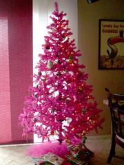 pink tree fun