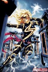 101022(3) - 《創:光速戰記》和《驚奇漫畫》的完美融合!蜘蛛人、金鋼狼等10位英雄披上「光速戰服」亮相! 03 驚奇女俠(Ms. Marvel)